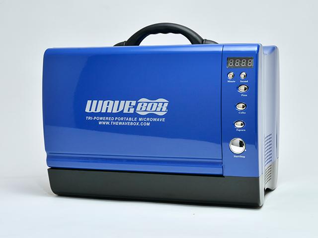 Wavebox ブルー