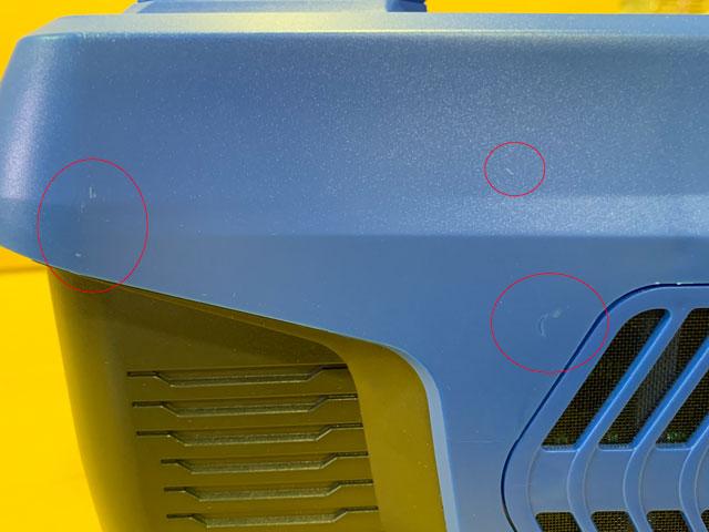 Z00002 側面後ろ側の傷